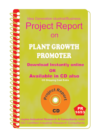 Plant Growth Promoter manufacturing Project Report eBook