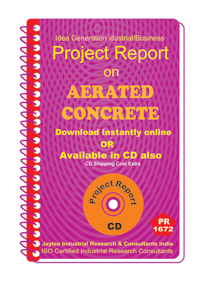 Aerated Concrete manufacturing project Report eBook