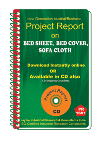 Bed Sheet Bed Cover ,Sofa Cloth manufacturing eBooK