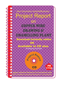 Copper Wire drawing and Enamelling Plant manufacturing eBooK