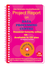 Data Processing centre establishment Project Report eBooK