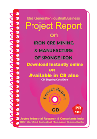 Iron Ore Mining and Manufacture of Sponge Iron eBook