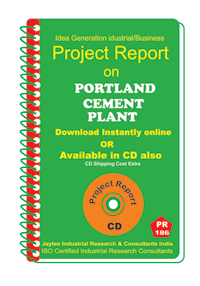 'Portland Cement Plant II manufacturing Project Report eBook