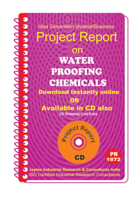 Water Proofing Chemicals manufacturing Project Report eBook