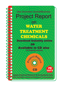 Water Treatment Chemicals manufacturing Project Report eBook