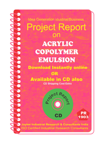 Acrylic Copolymer Emulsion Manufacturing Project Report eBook