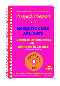 Mosquito Coils and Mats project Report eBook