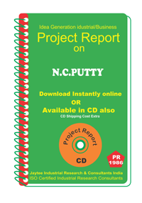 N.C Putty manufacturing Project Report eBook