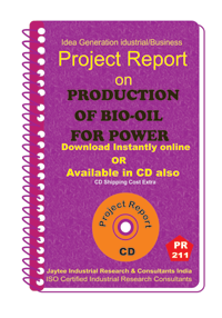 Production of Bio- Oil for Power establishment PR eBook
