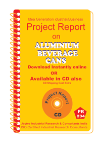 Aluminium Beverage Cans manufacturing Project Report eBook