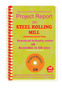 Steel Rolling Mill (Reinforcement Bar)) manufacturing Ebook
