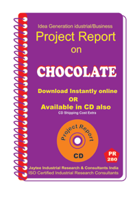 Chocolate Project Report manufacturing Ebook