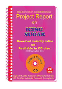 Icing sugar Project Report manufacturing Ebook