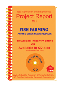 Fish Farming (Prawn and Other Marine Products ) eBook