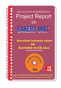 Bakery Unit Manufacturing Project Report eBook