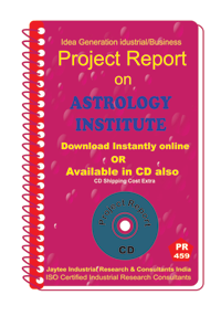 Astrology Institute Establishment Project Report eBook