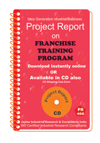 Franchise Training Program Establishment Project Report eBook