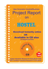 Hostel Establishment Project Report eBook