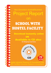 School With Hostel Facility Establishment Project Report eBook