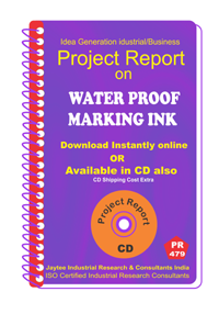 Water Proof Marking Ink manufacturing eBook