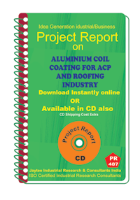 Aluminium coil coating for ACP and Roofing Industry eBook
