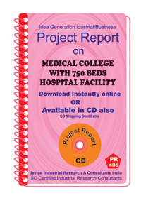 Medical College With 750 Beds Hospital Facility estab. PR eBook