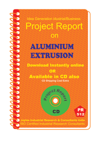 Aluminium Extrusion Project Report eBook