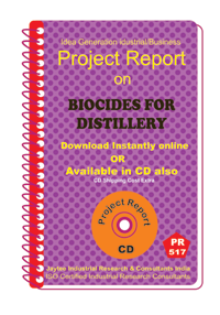 Biocides For Distillery Project Report eBook
