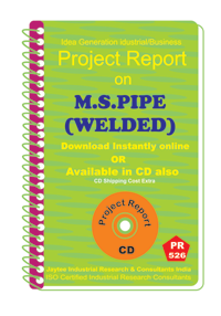 M.S.Pipe (Welded) Upto 12 Inch with manufacturing eBook