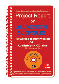 Aluminium Sulphate Manufacturing Project report eBook
