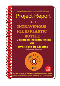 Intravenous I.V.Set manufacturing Project Report eBook