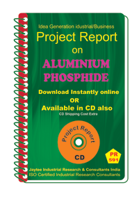 Aluminium Phosphide I manufacturing Project Report eBook