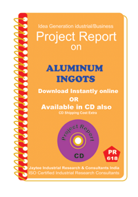 Aluminium Ingots Manufacturing Project Report eBook