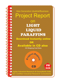 Light Liquid Paraffins manufacturing Project Report eBook