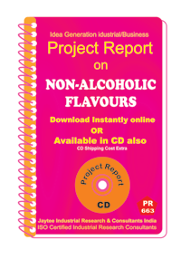 Non-Alcohol Flavours manufacturing Project Report eBook