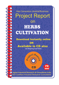 Herbs Cultivation manufacturing Project Report eBook