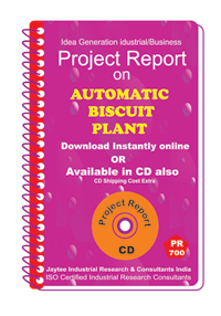 Automatic Biscuit Plant establishment Project Report eBook
