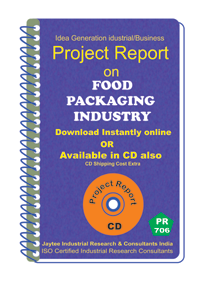 Food Packaging Industry manufacturing Project Report eBook