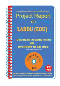 Laddu (EOU) manufacturing Project Report eBook