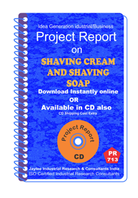 Shaving Cream and Shaving Soap Manufacturing PR eBook