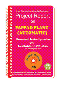 Pappad Plant (Automatic) establishment eBook