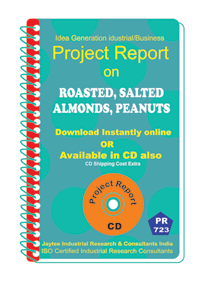Roasted, Salted Almonds, Peanuts manufacturing eBook