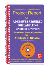 Adhesive Required for Labelling On Beer Bottles eBook
