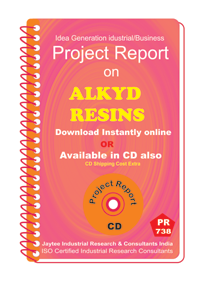 ALKYD Resins manufacturing Project Report eBook