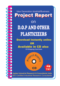 D.O.P and Other Plasticizers manufacturing eBook