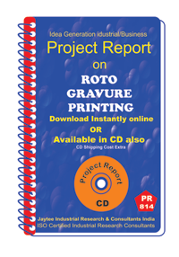 Rotogravure Printing manufacturing Project Report eBook