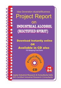Industrial Alcohol (Rectified Spirit) Manufacturing eBook