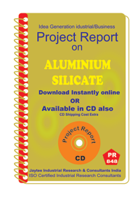Aluminium Silicate manufacturing Project Report eBook