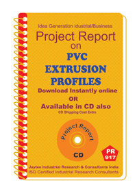 PVC Extrusion Profiles Manufacturing Project Report Book