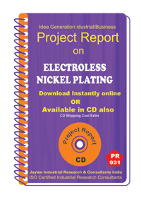 Electroless Nickle Plating Project Report Book
